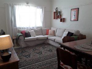 Ektorp corner couch in the Salon at Sevenoaks