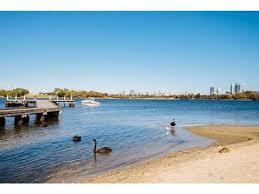 Maylands Swan river foreshore