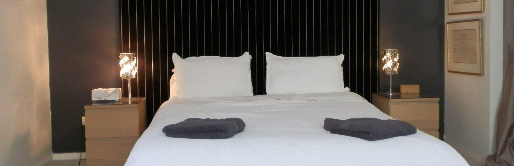 Beautiful big bedrooms at Sun, Sand Sea and Salty kisses