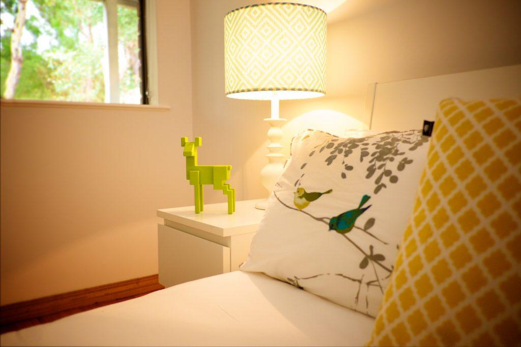 Swanbourne Colonial Bushland Retreat third bedroom