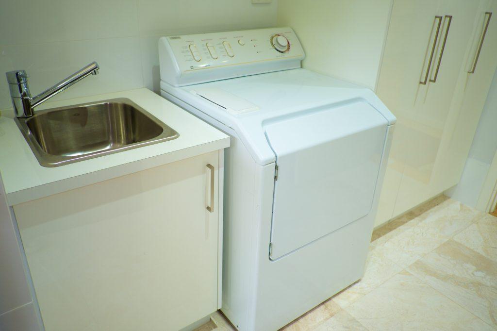 Swanbourne Colonial Bushland Retreat laundry