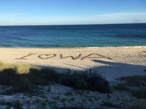 best time to visit perth Cottesloe beach