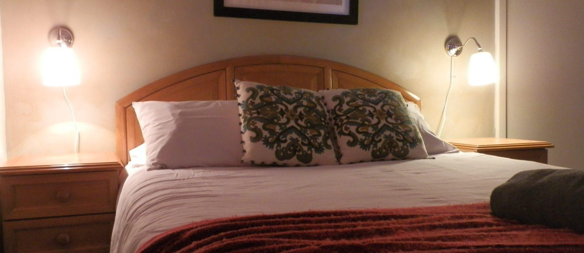 The Greenhouse at Sevenoaks Maylands accommodation master bedroom