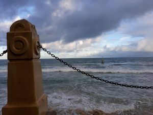 Wild weather in Cottesloe