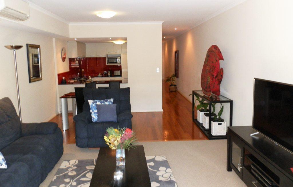 Numero Siete de Bannister Fremantle living room