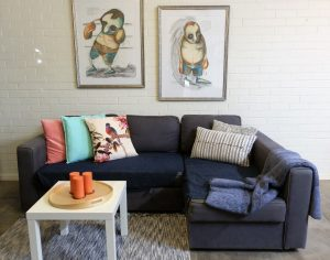 In time for Spring at Three on Whatley