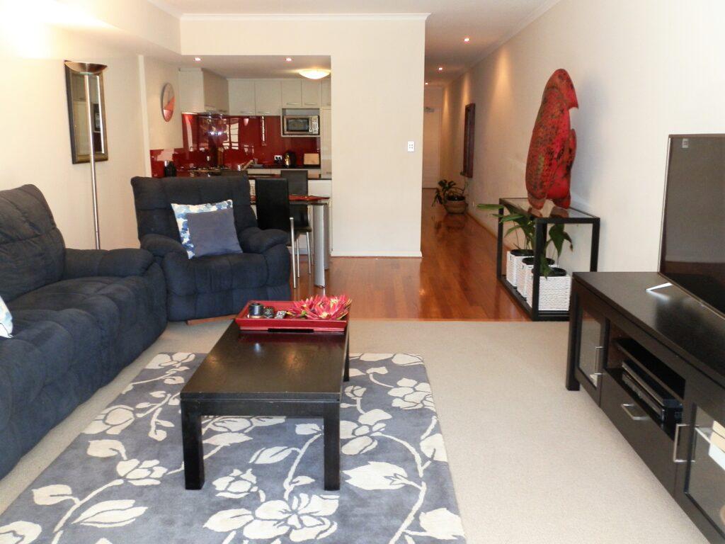 Numero Siete de Bannister Fremantle living room detail