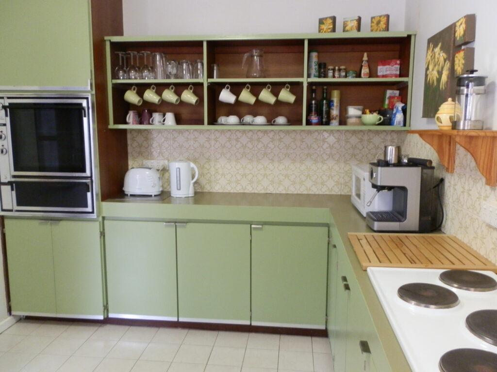 Addison Street Townhouse kitchen detail