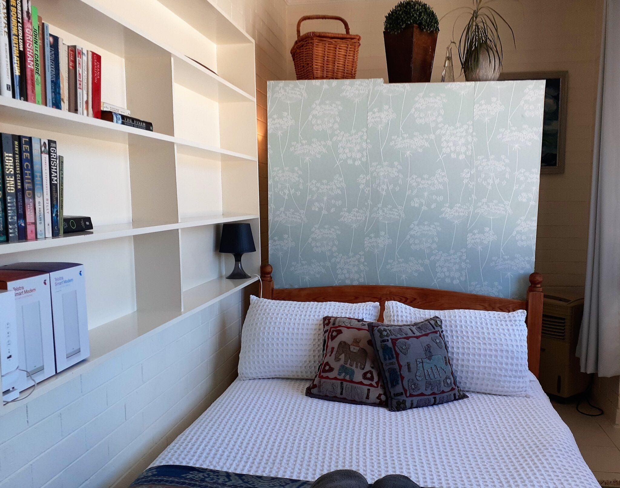 Third bedroom in the Salon at Sevenoaks